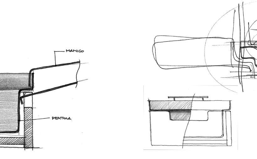 Foodwear handle sketch
